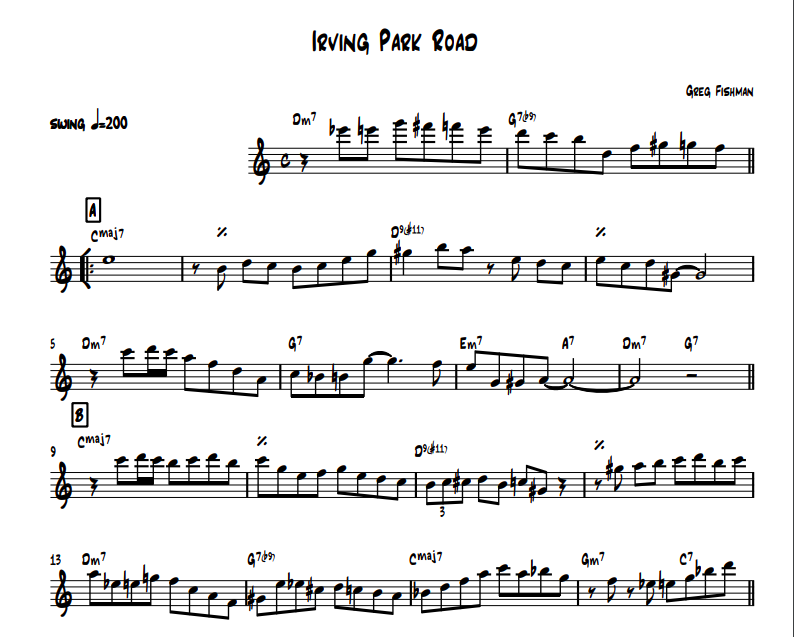 Commit to a song a week. What could a serious student hope to learn?-irving-c-concert-1-png