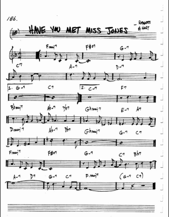 Commit to a song a week. What could a serious student hope to learn?-miss-jones-png