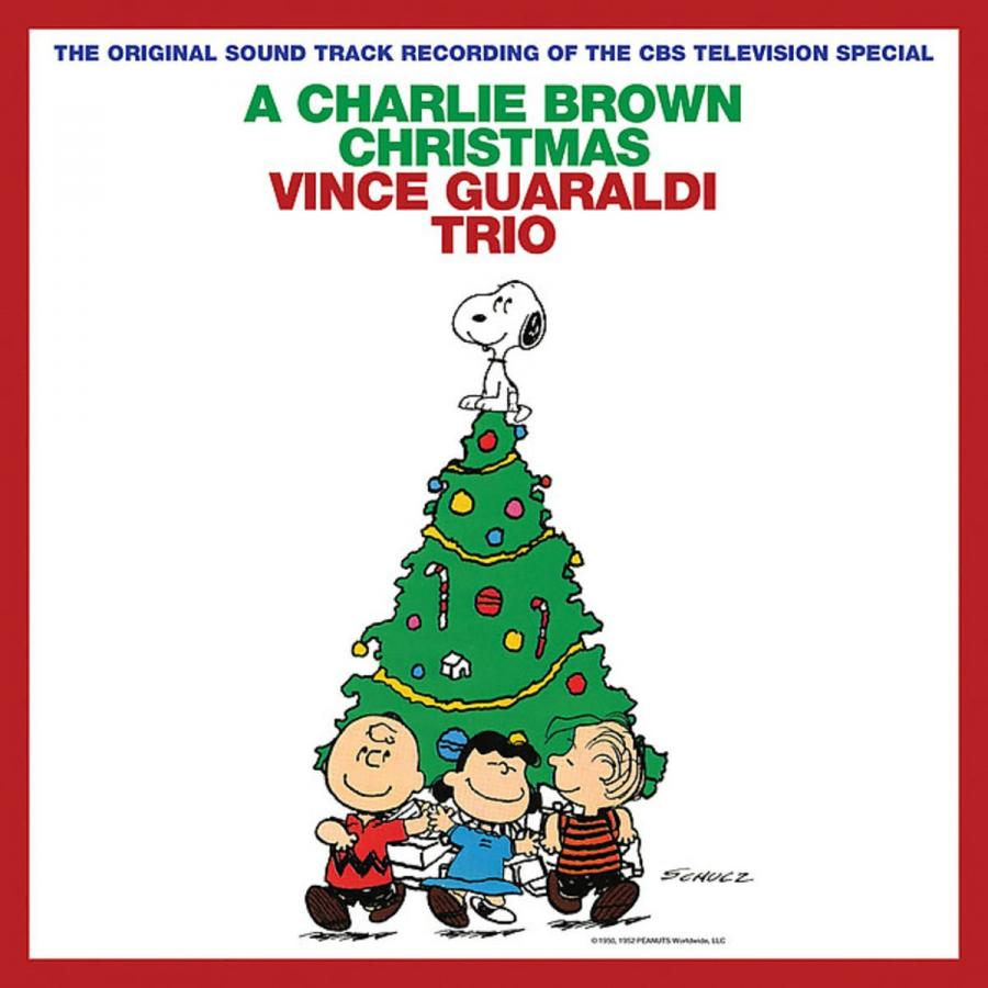 Favorite Christmas Albums with Jazz Influences-guaraldi-charlie-brown-christmas-jpg