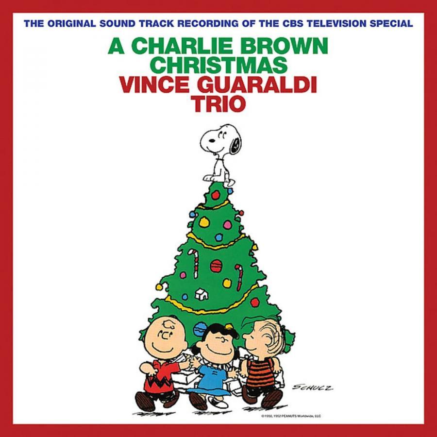 Favorite Christmas Albums with Jazz Influences-guaraldi-charlie-brown-christmas-jpg