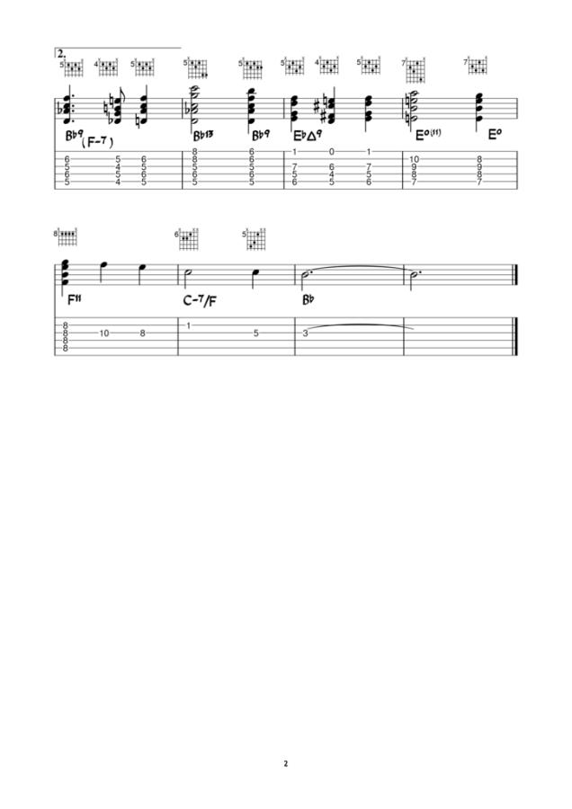Someday My Prince Will Come-some-day-my-prince-will-come-chord-melody-2-jpg