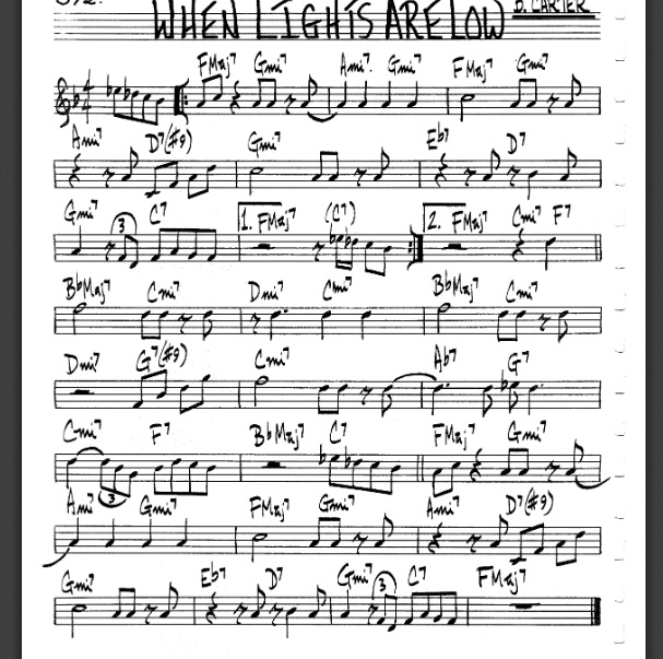 How to play over fast 251 chord progressions?-lights-jpg