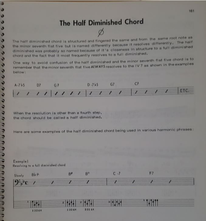 Are m7b5 and half-diminished 7th chords different?-johnny-smith-m7b5-vs-half-diminished-jpg