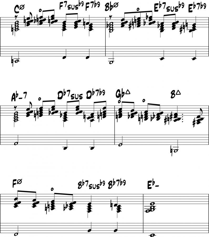 The Jazz Theory Book by Mark Levine-you-must-believe-block-chords_0003-jpg