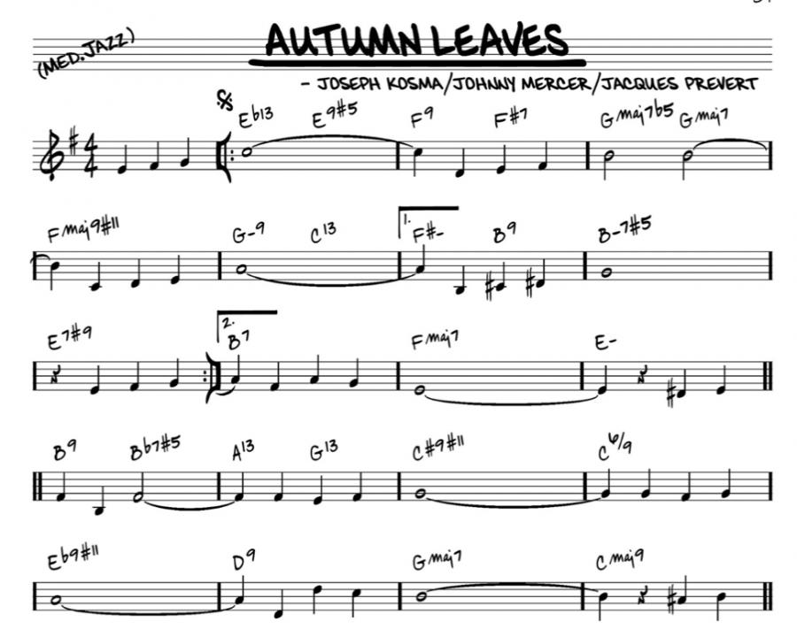 The Reharmonized Realbook-autumn-jpg