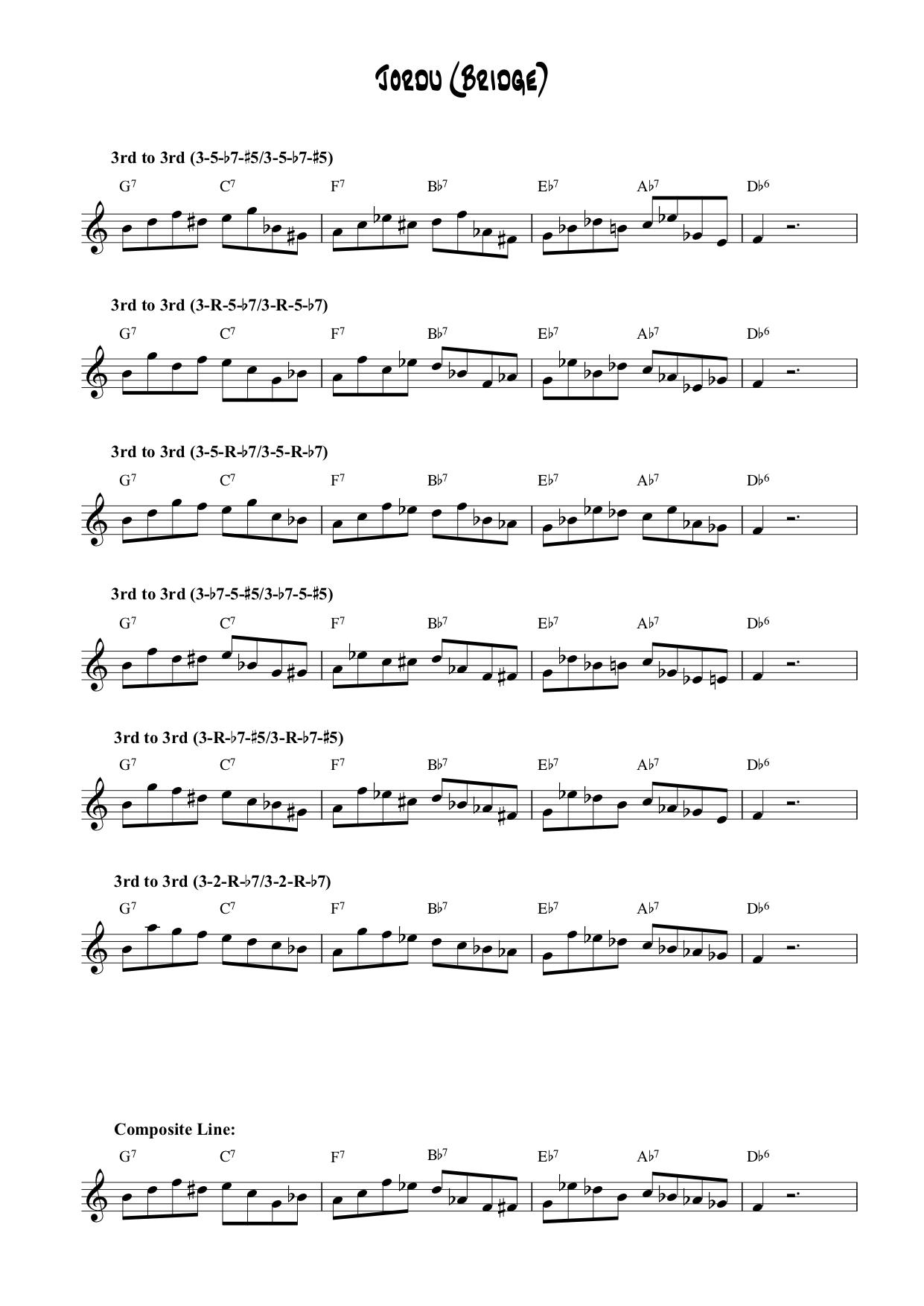 I'm practicing 1 tune indefinitely-jordu-bridge-jpg