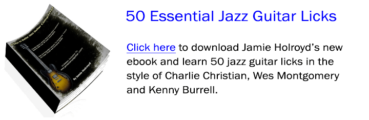 50 Jazz Guitar Licks eBook