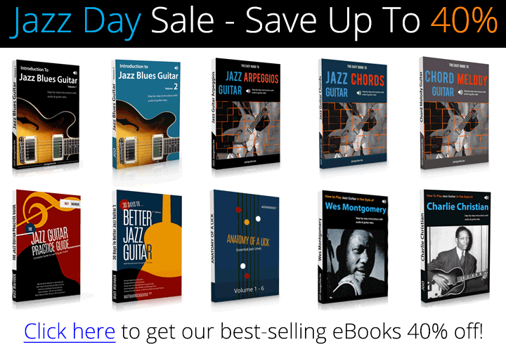 International Jazz Day eBook Bundle