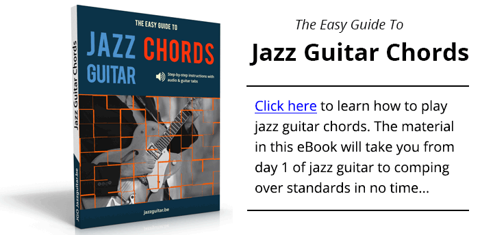 Joe Pass Chords - Essential Lines And Concepts