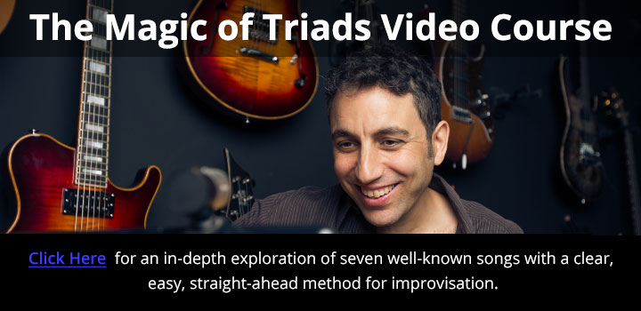 The Magic of Triads