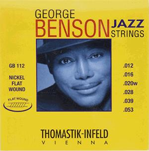 Thomastik GB112 jazz guitar strings
