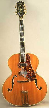 An Electric Epiphone Emperor
