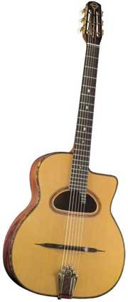 Gitane John Jorgenson guitar