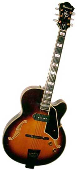 Ibanez Joe Pass