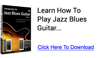 The Jazz Blues Guitar eBook