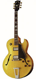 Pat Metheny's Gibson ES-175