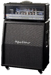 Hughes and Kettner guitar amps