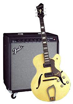 Jazz Guitar Gear & Setup