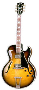 Joe Pass Gibson ES175