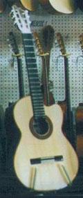 Montalvo Flamenco Guitar