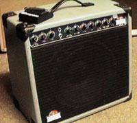 Fender Princeton Reverb Amp