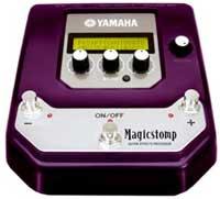 Allan Holdsworth Yamaha Magicstomp