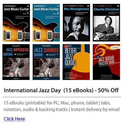 Jazz Guitar eBook Bundle