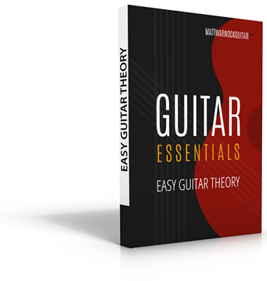 Fretboard Theory Ebook