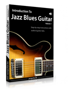 Introduction to Jazz Blues Guitar v1