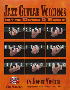 Jazz Guitar Chords Book