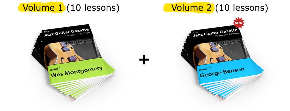 Premium Lessons Volume 1 & 2