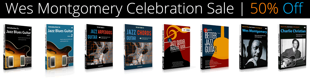Jazz Guitar eBook Bundles