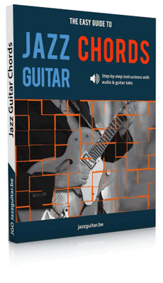 The Easy Guide to Jazz Guitar Chords