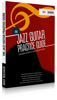The Jazz Guitar Practice Guide
