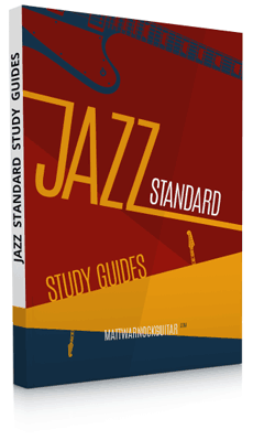 Jazz Standard Study Guides