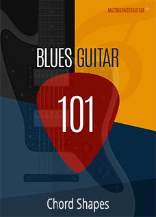 Blues Guitar Rhythm Bundle