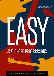 Easy Jazz Chord Progressions