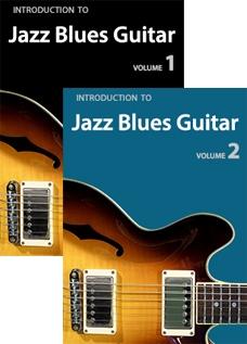 Introduction to Jazz Blues Guitar Bundle