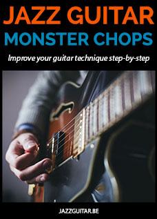 Jazz Guitar Monster Chops